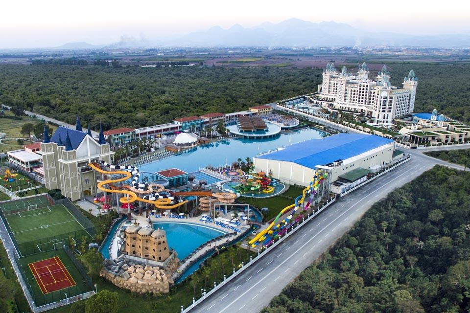 LUXURY BELEK | Granada Hotels